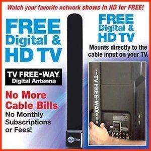 HD Tv Indoor Antenna  NIP